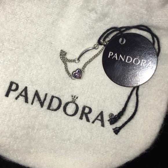 cf7d0ebac Pandora Jewelry | Authentic Spirited Heart Ring Pink | Poshmark
